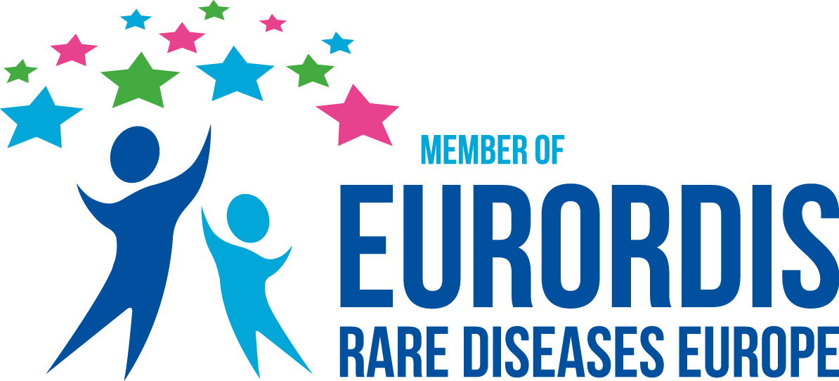 Member of EURORDIS - European Rare Diseases Organisation